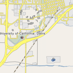 UC Davis Arboretum on
