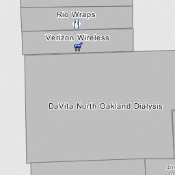 DaVita North Oakland Dialysis - Pontiac, Michigan