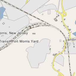 NJ Transit Port Morris Yard | railroad yard, New Jersey Transit (NJT)