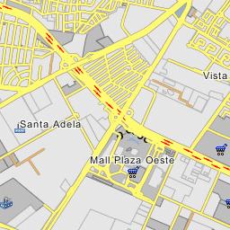 Mall Plaza Oeste Santiago De Chile